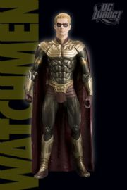Watchmen Movie Action Figures Ozymandias Series 1 MIB